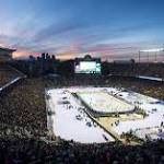 Minnesota hockey fans bask in old-time glory