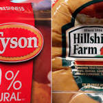 Tyson Foods wins bidding war for Hillshire Brands