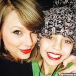 Taylor Swift Gives Surprise Christmas Visit to Young Fan Battling Cancer