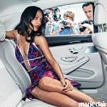 Zoe Saldana: I don't 'need to be friends' with my exes