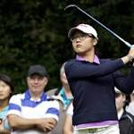 Golfing phenom defends Canadian Women's Open title