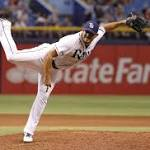 Tampa Bay Rays send Joel Peralta to Los Angeles Dodgers as part of four ...