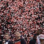 For Ohio State's Urban Meyer, success keeps mounting