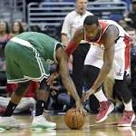 Fast break: John Wall's one-man show silences Celtics