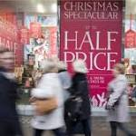 The big Christmas giveaway: Are shops discounting too early?