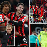 Soccer-Liverpool beaten at Bournemouth after twice losing two-goal lead