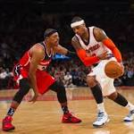 Wizards run circles around Knicks' Triangle offense