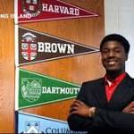 New York teen accepted to all Ivy League Colleges