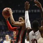 Basketball Notebook: Georgia strengthens its pitch for the NCAA Tournament
