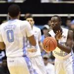Without Bibbs, Hokies fall to UNC on the road