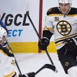 Bruins extend Eastern Conference lead after 5-1 win over Hurricanes