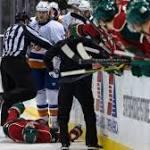 Niederreiter, Wild Come Back to Beat Islanders 5-4