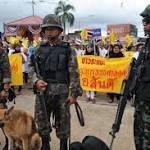 Thailand mulls ceding power to end deadly rebellion