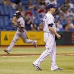 Rays send Hellickson to minors for rest