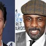 Stephen King Confirms Matthew McConaughey and Idris Elba For 'Dark Tower'
