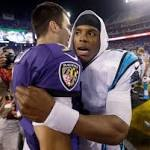 Defense carries Panthers past Ravens