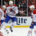 Gallagher leads Canadiens over Red Wings 4-1