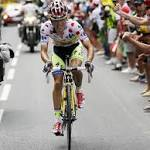 Rafal Majka climbs to Tour de France stage win