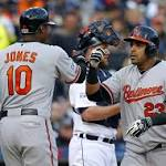 Royals' arsenal of arms well equipped for potent O's