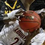 As college hoops opens with small talk, Louisville's Harrell makes loud statement