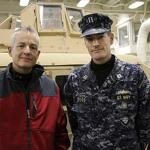 Gay military couple sees overwhelming support