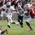 Brownlow Four Downs Boston College hands NC State its 11th straight ACC loss