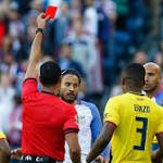 USMNT will have 3 players suspended for Copa America Centenario semifinals