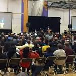 Hundreds gather for Tony Robinson's visitation, funeral
