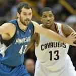 NBA officials: Kevin Love's turnstile defense leaves door open for criticism