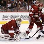 Ekman-Larrson's OT goal leads Coyotes over Kings