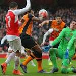 Arsenal 0 Hull City 0, match report: Arsene Wenger left frustrated by goalless draw and impending cup replay