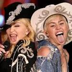 Miley Cyrus duets with Madonna for MTV special