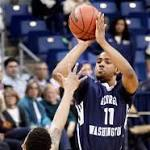 NIT ROUNDUP: George Washington triumphs over Pittsburgh in first round