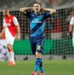 Monaco 0 Arsenal 2, Champions League last 16 second leg, match report ...