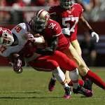49ers' Patrick Willis at peace with decision to retire