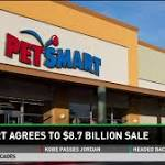 PetSmart goes private as $8.7B sale closes