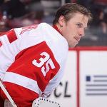 At least some Red Wings up for scoreboard watching - Vancouver Sun