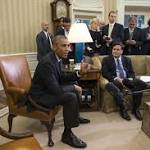 Obama, Advisers Watchful as New Ebola Case Confirmed