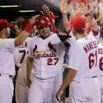Cardinals extend surge, beat Reds 5-0
