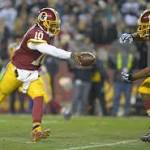 Redskins come through in the clutch, beat Eagles 27-24 for fourth win of rough ...