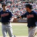MLB ROUNDUP: Tribe's Chisenhall has big night