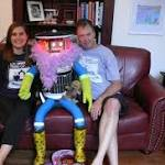 Hitchhiking robot reaches journey's end in Canada
