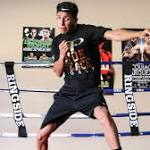 Mario Barrios looking for breakout performance on PBC on ESPN card