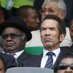 We're on the government's hit list - Botswana opposition leader