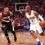 Clippers dominate 4th to beat Blazers 102-81, take 2-0 lead