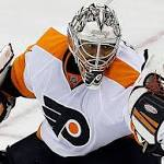 Flyers re-sign Emery to back up Mason