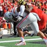 Maryland football falls to Ohio State, 52-24, in inaugural Big Ten home game