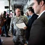 Higher jobless rates for Iraq, Afghanistan vets