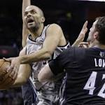 New Orleans Pelicans vs. San Antonio Spurs - 1/13/14