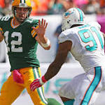 NFL Week 6 Team Grades: Aaron Rodgers Clutch As Packers Beat Dolphins